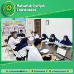 Rapat Evaluasi Job Description PPNPN