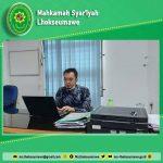 ASDM MS Lhokseumawe Ikuti Kegiatan Pelatihan PPSPM