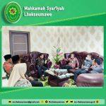 Mahkamah Syar'iyah Lhokseumawe tandatangai MoU (Memorandum of Understanding) dengan Bank Aceh